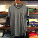 RRL border pocket tee(M)