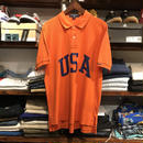"POLO RALPH LAUREN ""USA"" polo shirt (LL)"
