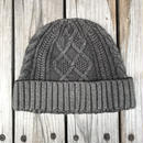 RRL low gauge knit cap (Gray)