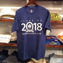 "CLASS OF GEORGETOWN. LAW ""2018"" tee(M)"