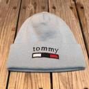 Bootleg TOMMY knit cap