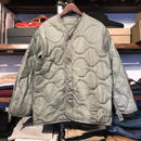 Military liner jacket (S)