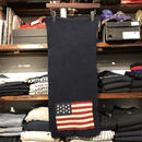 POLO RALPH LAUREN flag muffler