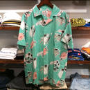 SUN LIGHT aloha shirt(L)