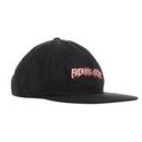 FUCKING AWESOME Outline Logo Hat - Black