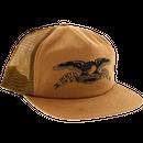 ANTI HERO BASIC EAGLE MESH HAT - BROWN