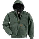 CARHARTT  J130 Sandstone Active Jacket - Moss Green