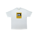 COME SUNDOWN CONTACT S/S TEE - WHITE