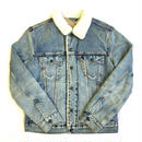 LEVIS SHERPA TRUCKER JACKET - LIGHT WASH(0044)