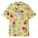 OBEY Kane Shirt - YELLOW