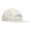 FUCKING AWESOME Outline Logo Hat -Cream