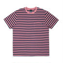ONLY NY Nautical Stripe Pocket T-Shirt - Nantucket Red