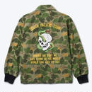 DIAMOND SUPPLY CO PACIFIC TOUR JACKET -CAMO