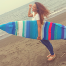 All Handmade. SurfBoardCase~CEAN.