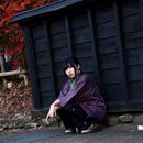 アンティーク羽織(紫華)