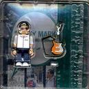 """MONEY MARK """"FATHER DEMO SQUARE"""" CD付きキューブリック"""