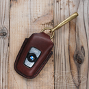 Keyless Entry Jacket for BMW #001 - Dark Brown