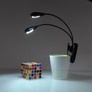 クリップ型LEDスタンドライト