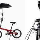 自転車&ベビーカー用 傘スタンド