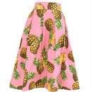 パイナップルスカート