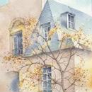冬へ向かうある日(パリ)