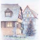クリスマス イブ (ドイツ・ローテンブルグ)