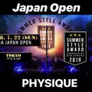 JAPAN OPENエントリー「フィジーク」