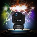 送料無料!60W LED 8ゴボス8色RGBWムービングヘッドステージ効果ライト 9/11チャンネルオートランDMX512 DJクラブディスコパーティー照明