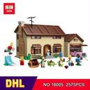 LEPIN ザ シンプソンズ ハウス 71006相当 ( 海外製品 )◆ レゴブロック 互換
