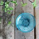 品番 g-0681 菓子器 Blue