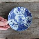 品番 t-0302 印判小皿 ミリタリー