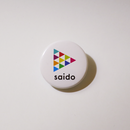 saido design project ロゴバッジ