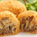 レンジでOK! 大山鶏と舞茸の旨みコロッケ(2個入)