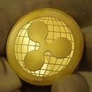 リップルコイン ゴールド