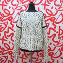 Pon Pon Knit < White >