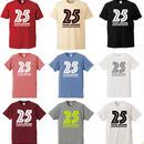 25years around Tシャツ(受注発注)