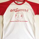 ORE SUMMER Tシャツ(レッド)