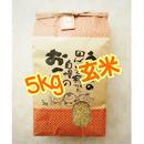 ♯4《お結び米》5キロ 玄米