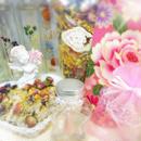 花魁柄布なぷきん&バスソルトset