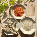 ヒマラヤ岩塩&さざれ水晶 浄化セット