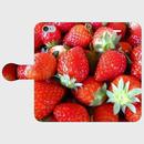 果物5 手帳型スマホケース