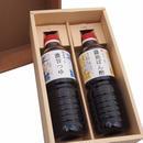 【ギフト】特選醤油セット 濃旨つゆ・醤油ぽん酢(各750ml)【箱代含む】