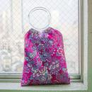 Chinoiserie Handbag -Pink-