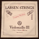 LARSEN ラーセンチェロ弦 3番線 strong