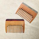 kostkamm /wood   hair comb / 10cm/ コストカム/木製櫛/10cm