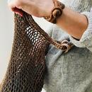 pips agave market bag  / brown / ピップス /アガベ マーケットバッグ