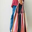 pips / cotton hand woven  hammock bag/ pink  / ピップス / コットン ハンモックバッグ