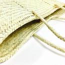 pips palm leaf basket bag / ピップス / パームリーフバスケットバッグ
