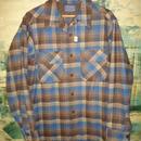ウールシャツ4 SOLD