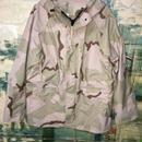 軍物ジャケット15 デザートゴアテックスパーカー